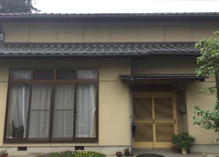 住宅:建築塗装