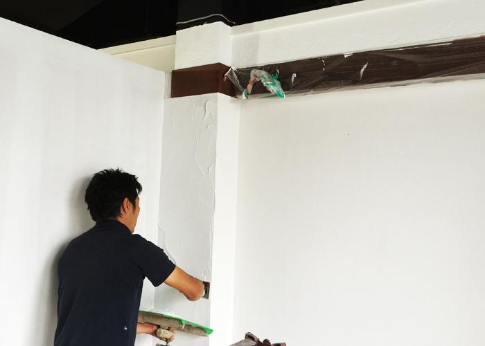 新店舗建築工事:リフォーム工事